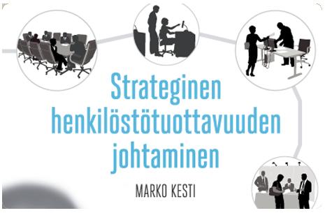 Strateginen henkilöstötuottavuuden johtaminen -julkaisu